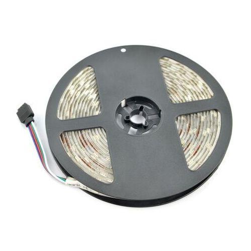 Pasek LED SMD5050 IP65 7,2W, 30 diod/m, 10mm, RGB - 5m