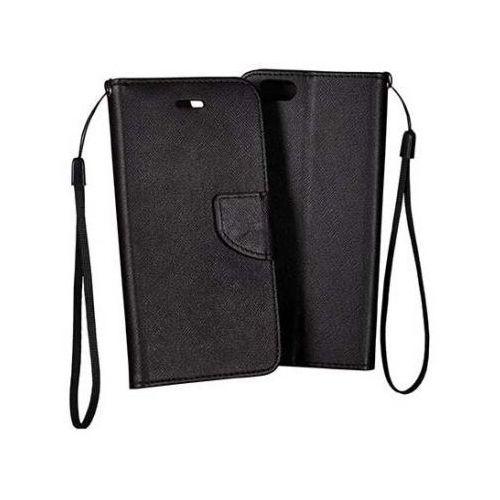 Futerał Fancy Apple Iphone 5 / 5S / 5SE czarny, kolor czarny