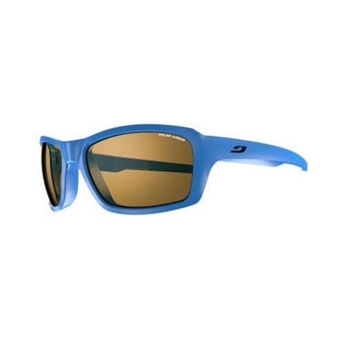 Okulary Słoneczne Julbo EXTEND 2.0 J495 Kids Asian Fit Polarized 9232, kolor żółty