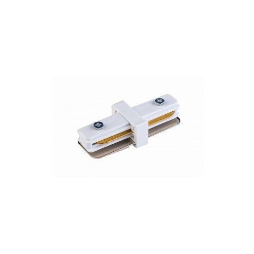 Tk lighting tracer 4067 mini ząłcze proste, plastikowe biały marki Tklighting