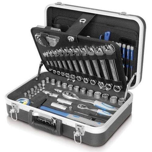 Erba zestaw narzędzi w walizce, 106 szt (er-03179) (9003324031799)