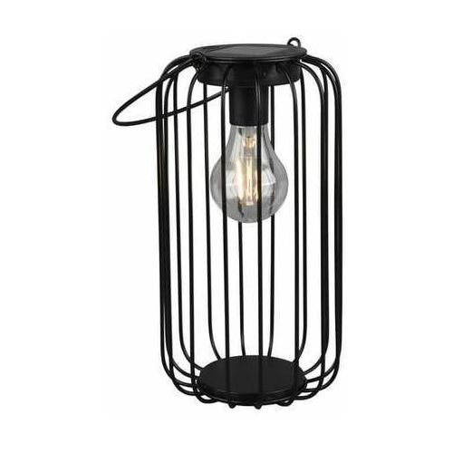 Trio RL Cotoca R55316132 lampa stojąca zewnętrzna 1x0,01W LED czarny mat, kolor Czarny