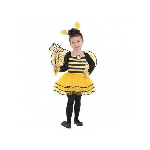 Amscan Kostium pszczółka dla dziewczynki - 3/5 lat (104) (0013051501082)