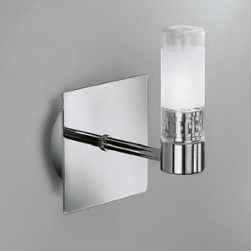 Kinkiet łazienkowy fotis 1 x 33w żarówka led gratis!, 3270 marki Linea light