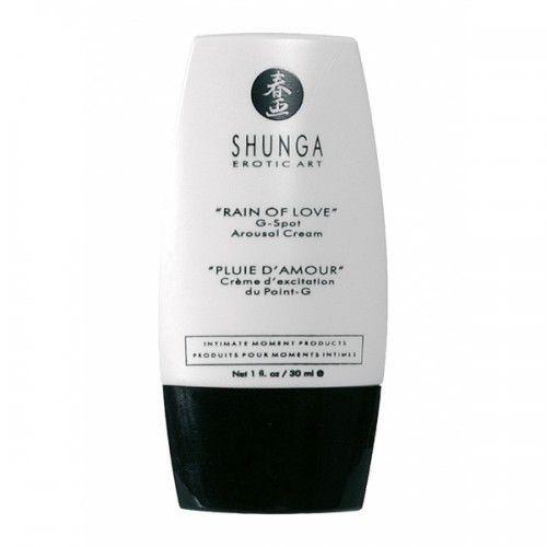 Shunga (can) Shunga - rain of love g-spot arousal cream 30 ml (0697309075008)