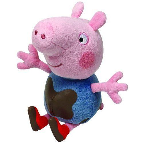 Ty Maskotka świnka george 15 cm