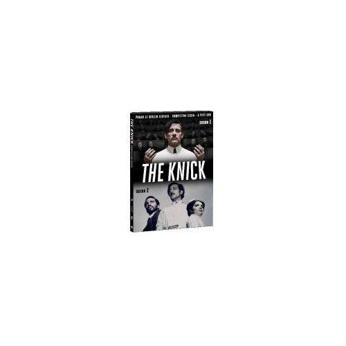 The Knick. Sezony 1-2 (8 DVD), towar z kategorii: Seriale, telenowele, programy TV