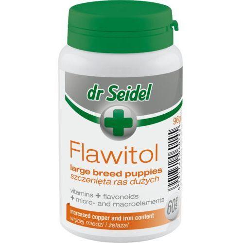 Flawitol Preparat witaminowy dla szczeniąt ras dużych op. 200 tabletek, 4239