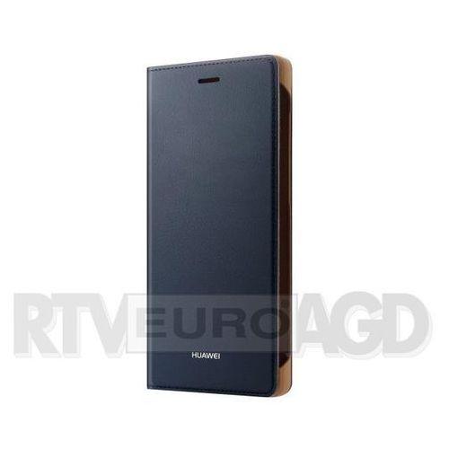 Huawei P9 Lite 2017 Flip Cover 51991960 (niebieski) - produkt w magazynie - szybka wysyłka!