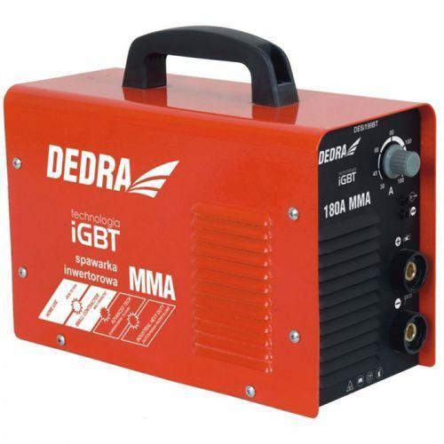 Spawarka inwentorowa DEDRA DESi199BT IGBT MMA 180A + DARMOWA DOSTAWA!, towar z kategorii: Spawarki inwertorowe