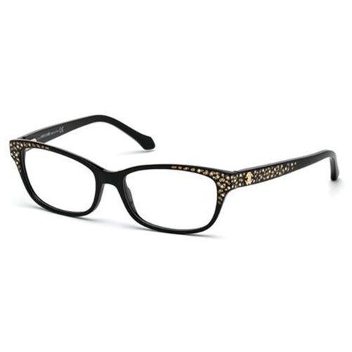 Roberto cavalli Okulary korekcyjne  rc 0928 peacock 002