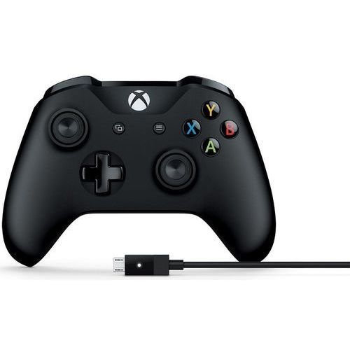 Microsoft Kontroler xbox one + kabel