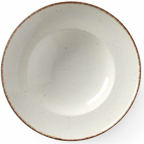 Fine dine Talerz do pasty opal | śr. 300 mm