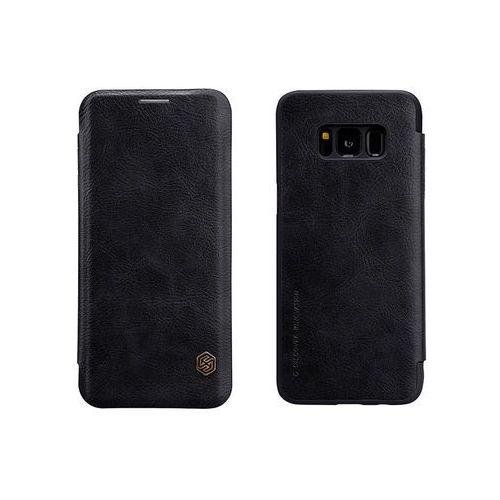Samsung galaxy s8 plus - etui na telefon qin - czarne marki Nillkin