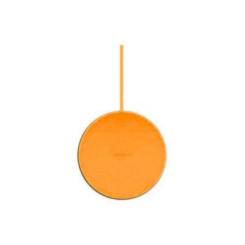 Nokia Ładowarka bezprzewodowa usb  dt-601 pomarańczowa (standard qi) - pomarańczowy
