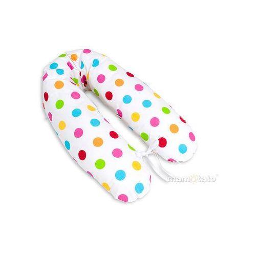 MAMO-TATO Poduszka dla kobiet w ciąży Kule lato małe