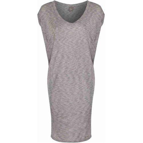 sukienka BENCH - Gatherest Mid Grey (GY075-GY149) rozmiar: L