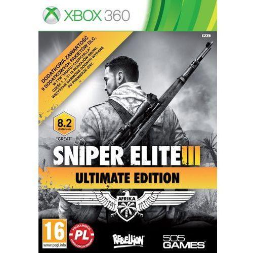 Sniper Elite 3 Ultimate Edition (Xbox 360)