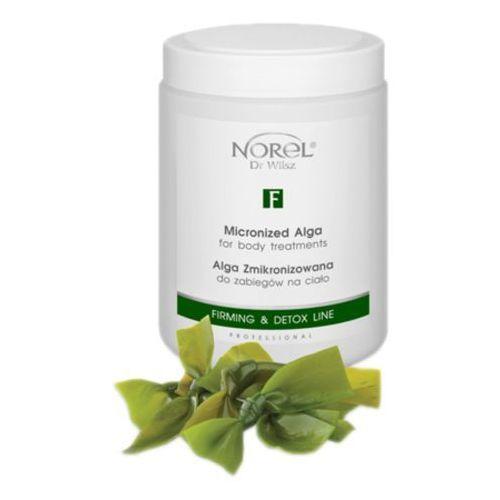 Norel (dr wilsz) micronized alga for body treatments alga zmikronizowana do zabiegów na ciało (pn136)