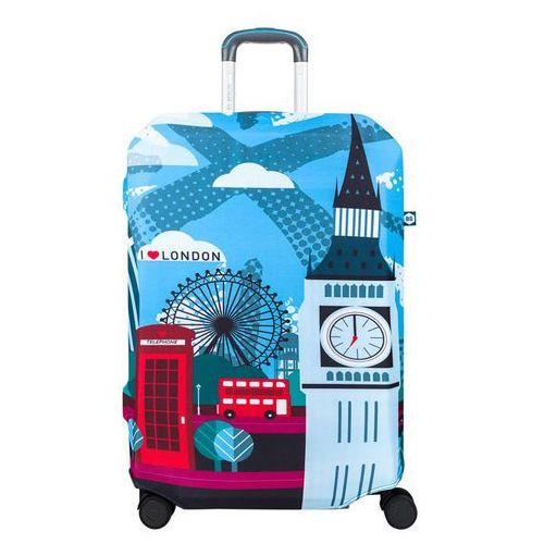 BG Berlin pokrowiec na dużą walizkę / rozmiar L / London - London