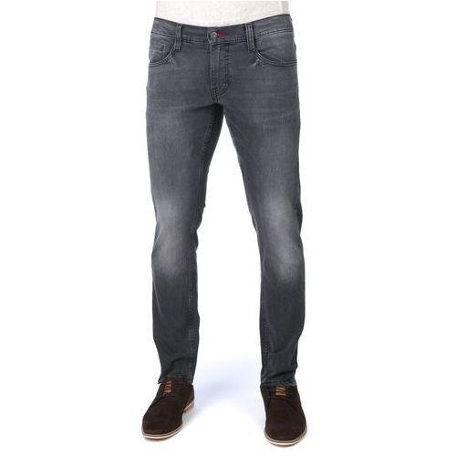 jeansy męskie 33/32 ciemnoszary, Mustang