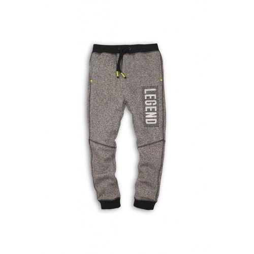 Spodnie dresowe chłopięce 1m34a6 marki Minoti