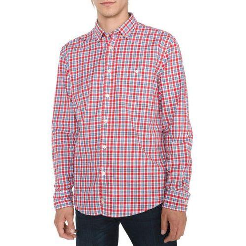 koszula niebieski czerwony s marki Marc o'polo