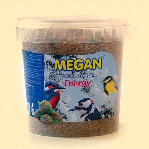OKAZJA - MEGAN Energy - karma tłuszczowa dla ptaków zimujących 1l z kategorii Pokarmy dla ptaków