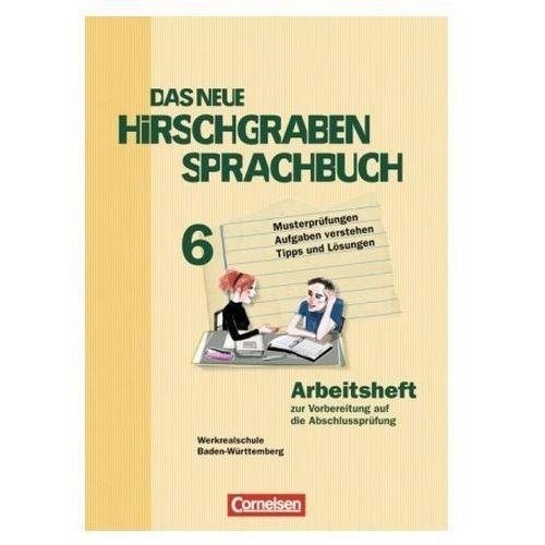 10. Schuljahr, Arbeitsheft zur Vorbereitung auf die Abschlussprüfung (Werkrealschule)