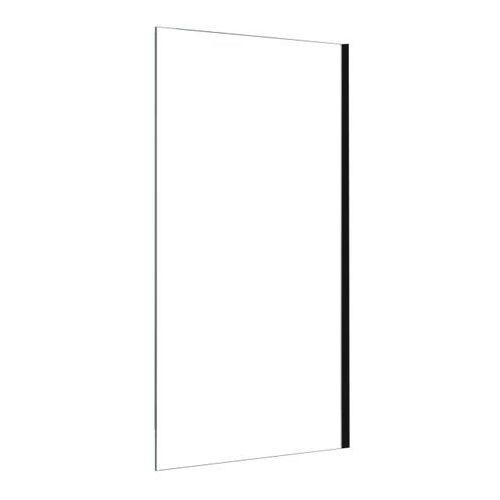 Ścianka prysznicowa easy-in 120 cm czarny mat