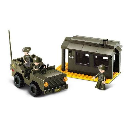 Sluban ARMY Punkt kontrolny M38-B6100