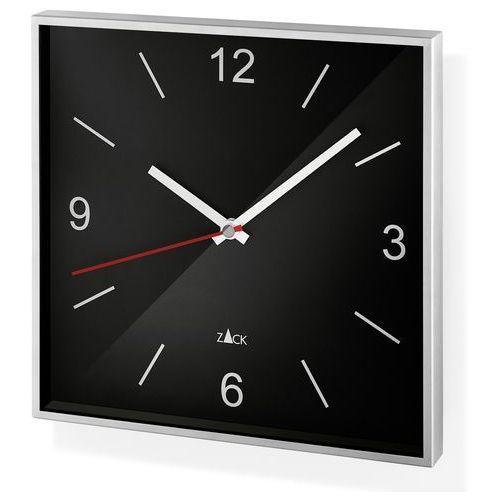 Zegar Zack Sillar 26 cm czarny, 60052Z. Najniższe ceny, najlepsze promocje w sklepach, opinie.