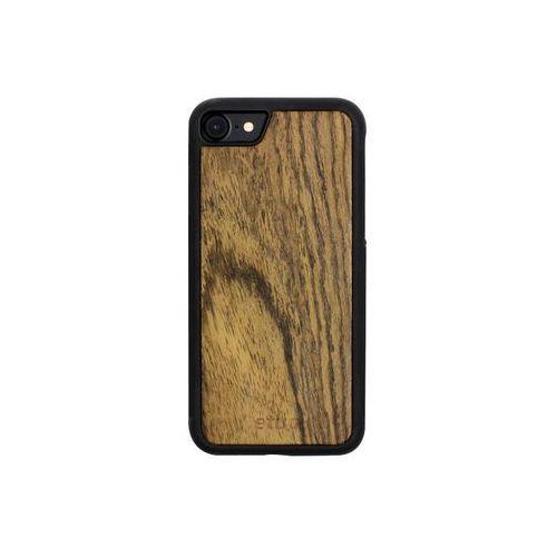 Apple iPhone 7 - etui na telefon Wood Case - bocote, ETAP403WOOD00B000