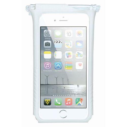 smartphone drybag for iphone 6/6s/7 white - pokrowiec na telefon - biały marki Topeak