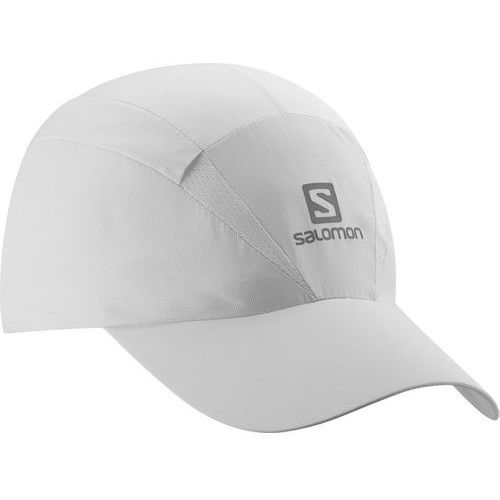 Salomon czapka z daszkiem white
