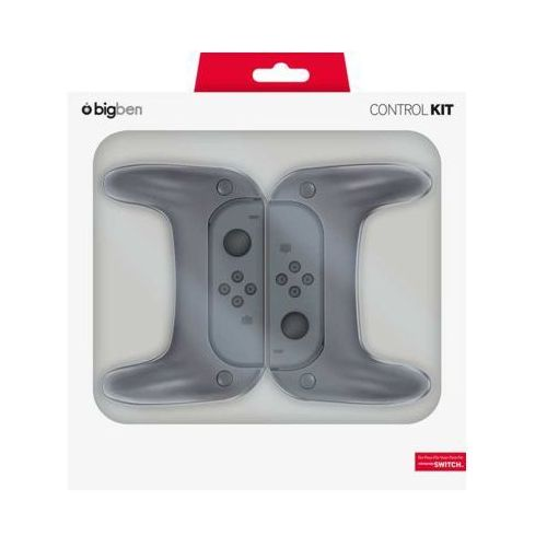 Uchwyt BIG BEN Switch Grip do kontrolerów Joy-Con do Nintendo Switch (3499550354942)