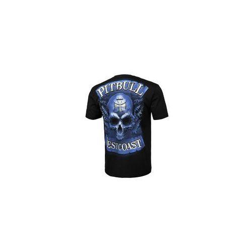Koszulka Pit Bull Skull Wings'19 - Czarna (219050.9000)
