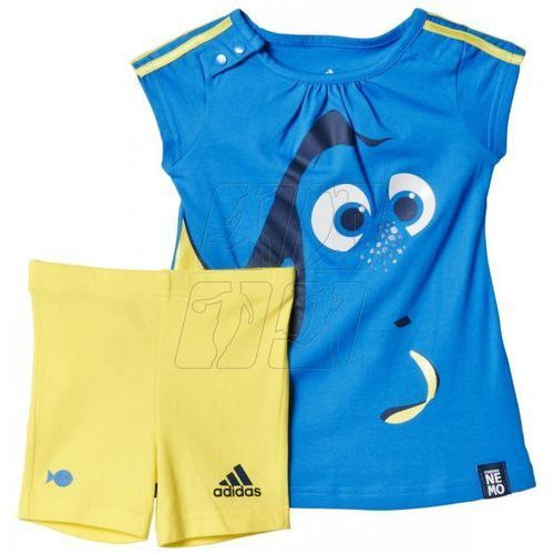 Komplet adidas Disney Dory Summer Set Kids AK2542
