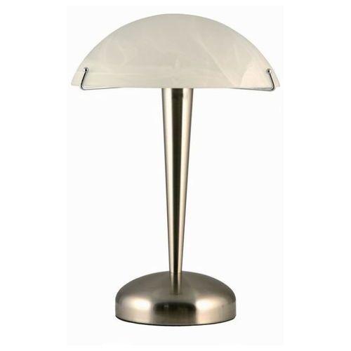 Reality Lampa stołowa lampka garda 1x40w e14 nikiel mat 507401-07 >>> rabatujemy do 20% każde zamówienie!!! (5906737303139)