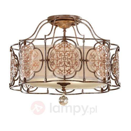 Lampa stołowa MARCELLA FE/MARCELLA/TL - Elstead Lighting - Rabat w koszyku (5024005604204)