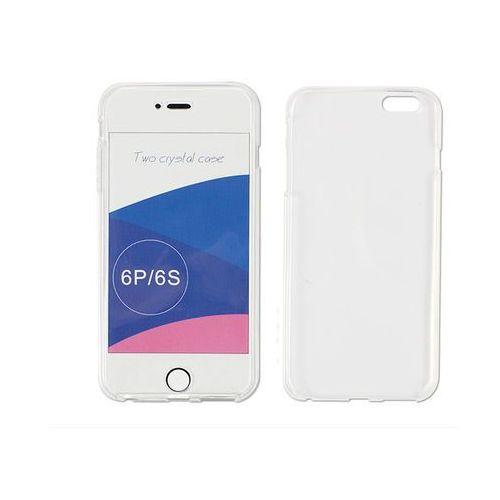 Apple iphone 6s plus - etui na telefon full body slim - biały marki Etuo full body slim