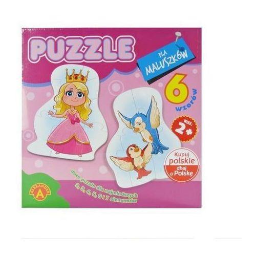 Alexander Puzzle dla maluszków królewna (5906018017359)