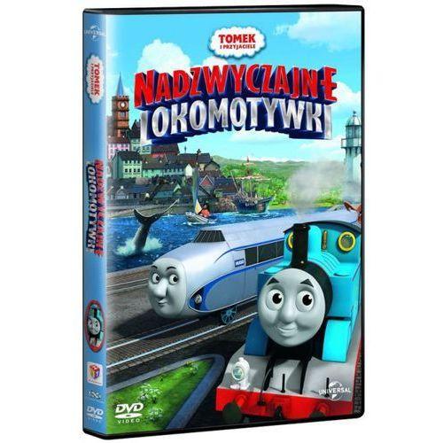 Tomek i przyjaciele: Nadzwyczajne lokomotywki