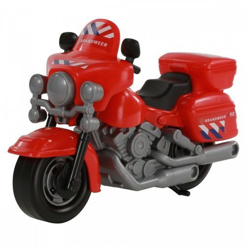 Wader-polesie Motocykl straż 71316