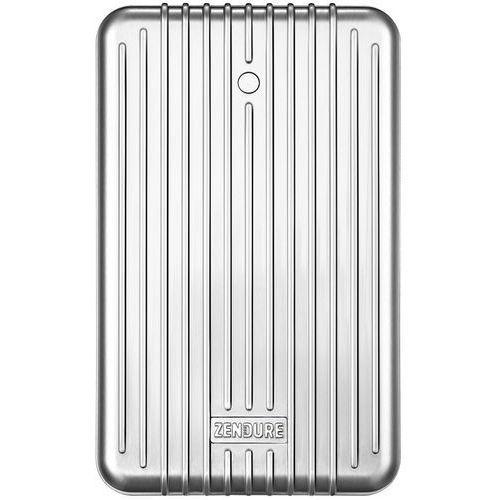 Zendure a8 power delivery external battery 26800mah silver | iphone (0853805005660)