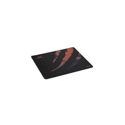 Podkładka pod mysz  strix glide control pad (90yh00e1-bdua00) czarna/pomarańczowa marki Asus