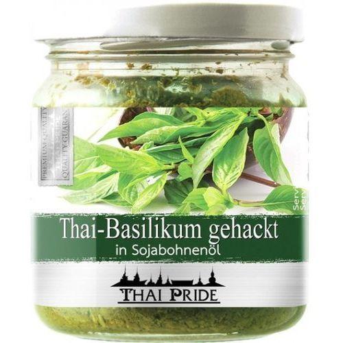 Thai pride Bazylia tajska siekana w oleju sojowym 175g (5467893247182)