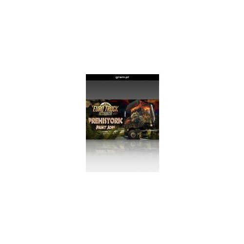 Euro Truck Simulator 2 Prehistoric Paint Jobs (PC)