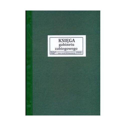 Księga gabinetu zabiegowego [mz/og-9] marki Firma krajewski