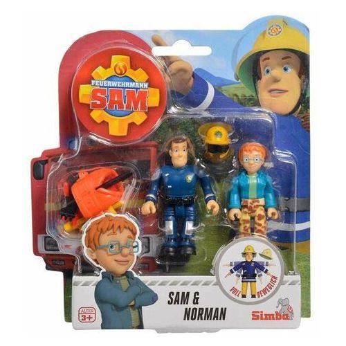 Simba figurki strażak sam, 2 figurki iii, 4 rodzaje (4006592041670)